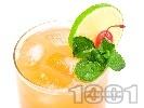 Рецепта Коктейл Operation Recoverer с водка, ликьор от праскови и сок от мандарини